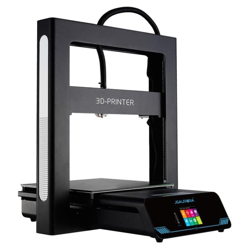 JGAURORA A5S Desktop High Precision Metal Plate Frame Three-Dimensional Physical 3D Printer