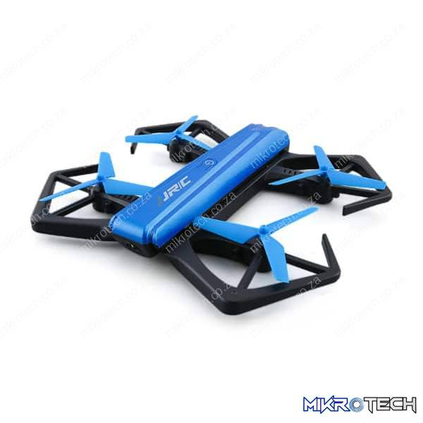 JJ R/C Blue Crab H43WH - Drone With HD 720p Camera