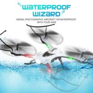 JJ R/C H31 - Waterproof Racing Drone
