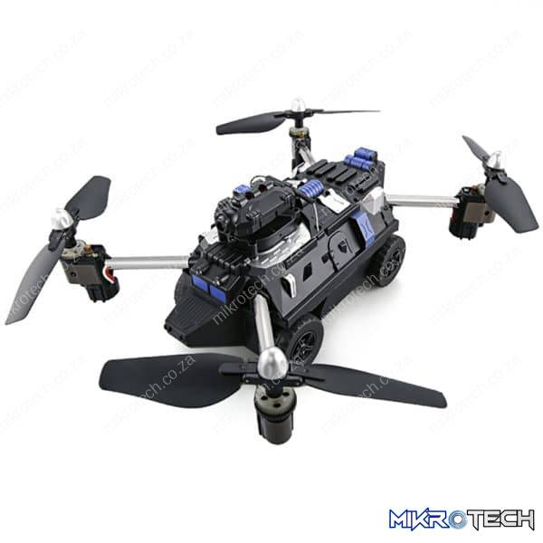 JJ R/C H40WH - Tank Drone With HD 720p Camera