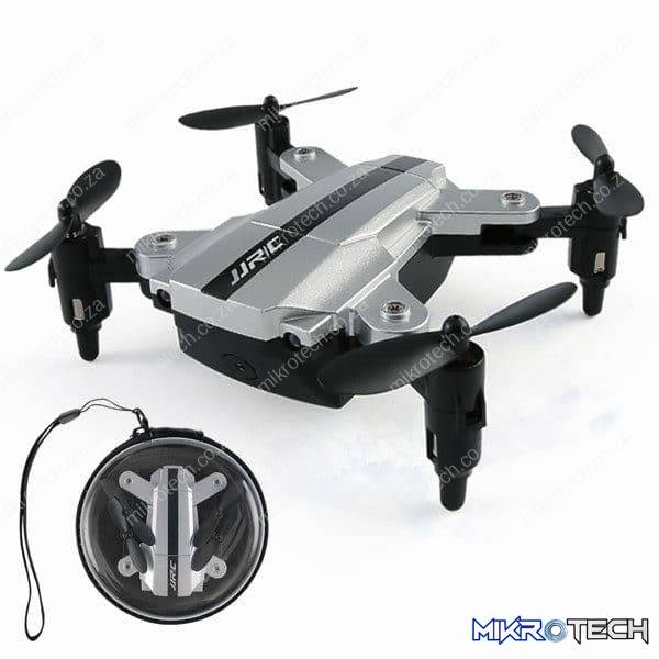 JJ R/C H54W E-Fly - Drone With 480p Camera (Build 'n Fly)