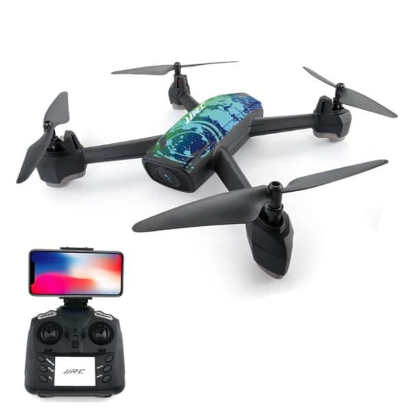 JJ R/C H55 Tracker - Drone With HD 720p Camera