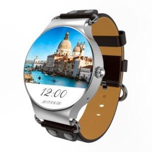 KW98 1.39 inch AMOLED Screen Display Bluetooth Smart Watch
