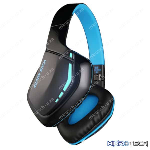 Kotion B3506 - Wireless Bluetooth Gaming Headphones with Mic