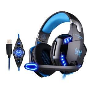 Kotion G2200 - 7.1 Channel Gaming Headphones with Mic