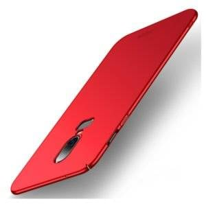 MOFI Ultra-thin Frosted PC Case for OnePlus 6 (Red)