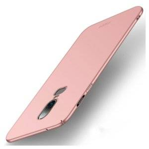 MOFI Ultra-thin Frosted PC Case for OnePlus 6 (Rose Gold)