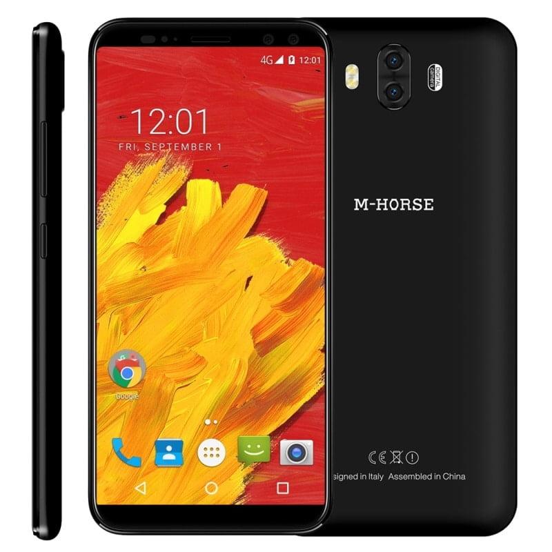 M-Horse Pure 3 Smartphone