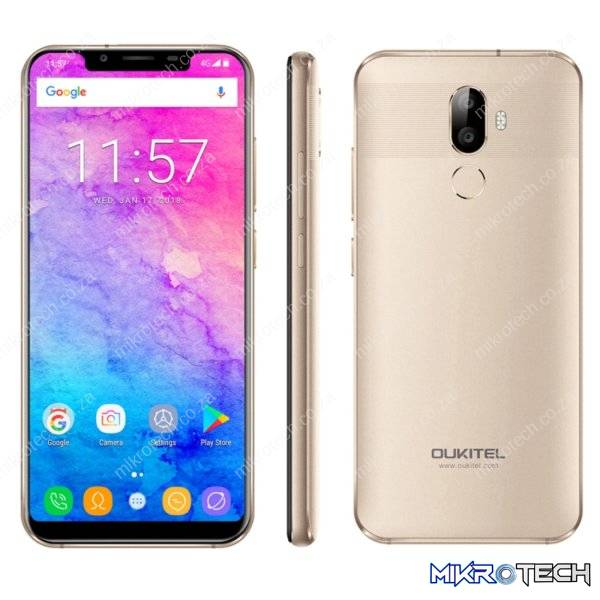 Oukitel U18 Smartphone