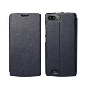 OCUBE Spring Texture Horizontal Flip Leather Case for Blackview A20