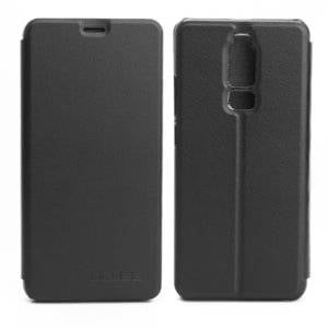 OCUBE for Leagoo S8 (MPH1941) Spring Texture Horizontal Flip Leather Case with Holder (Black)