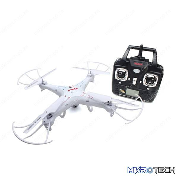 Syma X5C-1 (Upgraded Version) - Drone With HD 720p Camera