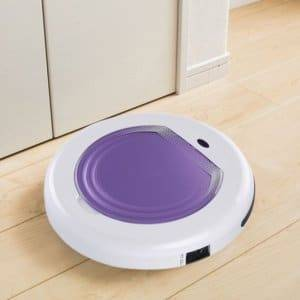 TOCOOL TC-300 Smart Vacuum Cleaner Household Sweeping Cleaning Robot(Purple)