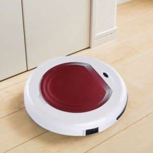 TOCOOL TC-300 Smart Vacuum Cleaner Household Sweeping Cleaning Robot(Red)