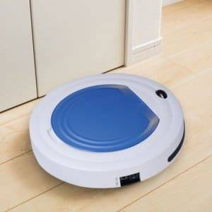 TOCOOL TC-350 Smart Vacuum Cleaner Household Sweeping Cleaning Robot with Remote Control(Blue)