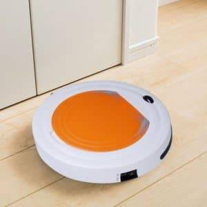 TOCOOL TC-350 Smart Vacuum Cleaner Household Sweeping Cleaning Robot with Remote Control(Orange)