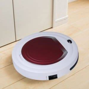 TOCOOL TC-350 Smart Vacuum Cleaner Household Sweeping Cleaning Robot with Remote Control(Red)