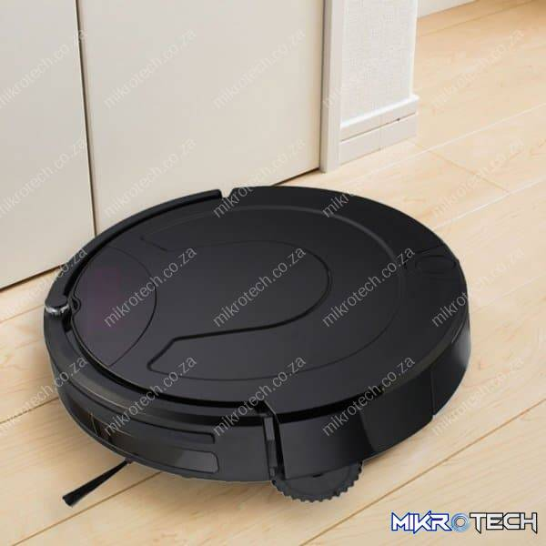 TOCOOL TC-650 Smart Vacuum Cleaner Touch Display Household Sweeping Cleaning Robot with Remote Control(Black)