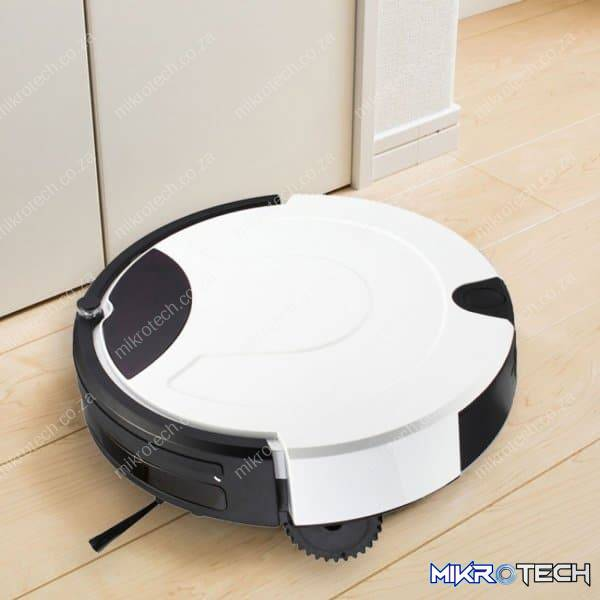 TOCOOL TC-650 Smart Vacuum Cleaner Touch Display Household Sweeping Cleaning Robot with Remote Control(White)