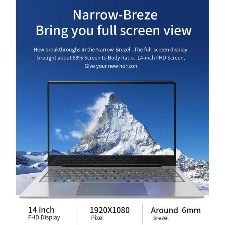 Jumper EZbook X4Pro - 14 Inch Windows Laptop