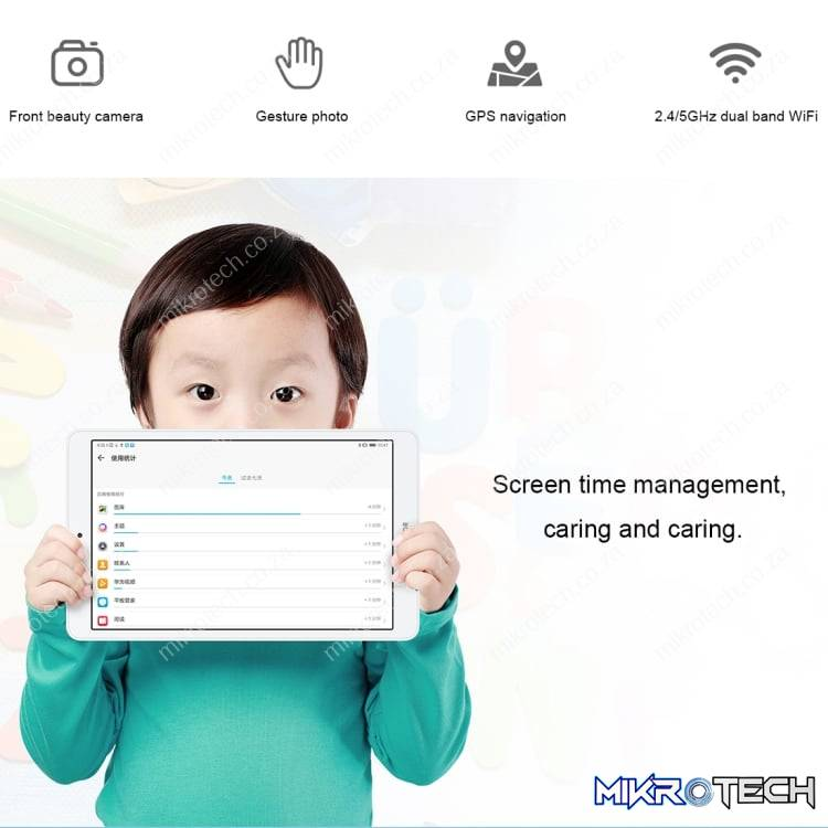 Huawei Honor Tab 5 - 8 Inch Android Tablet