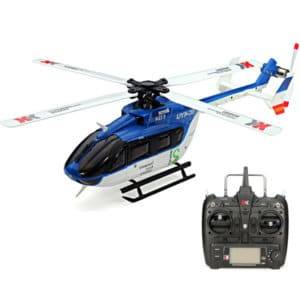 XK K124 RC Helicopter