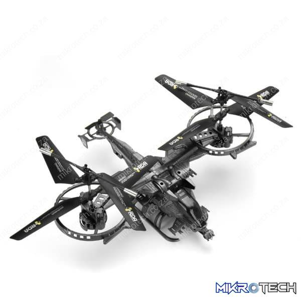 YD-711 Infrared RC Helicopter