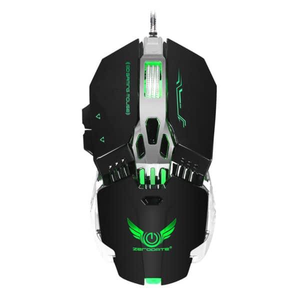 ZeroDate X800 LED Gaming Mouse (3200DPI)