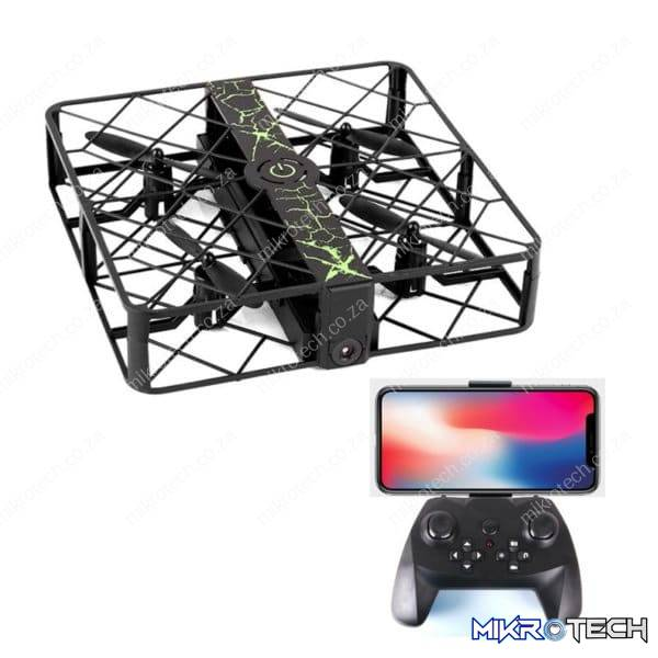 Zhicheng Z8 Cage - Drone With HD 720p Camera