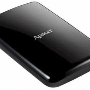 Apacer AC233 1TB USB3.0 External Hard Drive Black
