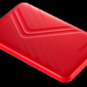 Apacer AC236 2TB USB 3.1 External Hard Drive Red