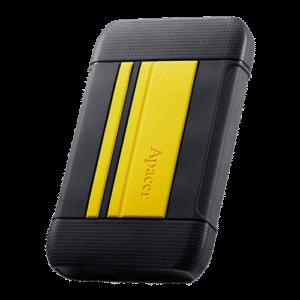 Apacer AC633 1TB USB 3.1 External Hard Drive Yellow