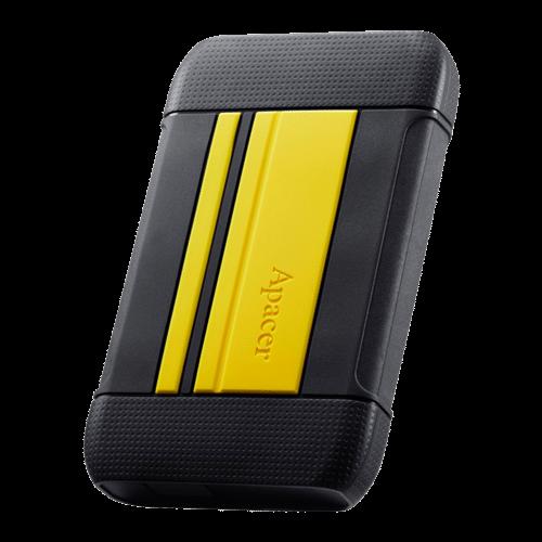 Apacer AC633 2TB USB 3.1 External Hard Drive Yellow