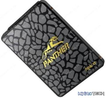 """Apacer AS340 Panther 120GB 2.5"""" SATA III Internal Solid State Drive (SSD)"""