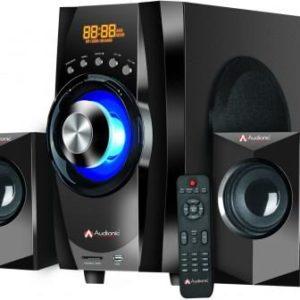 Audionic MEGA M-40 Wireless 2.1 Channel Hi-Fi Speakers