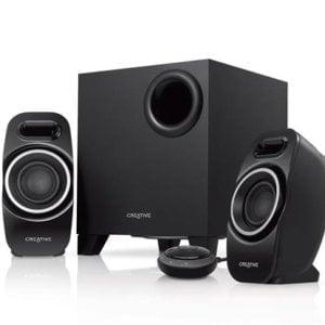 Creative T3250 2.1 Wireless Desktop Speaker System