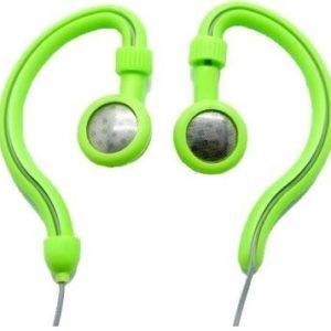 Geeko Innovate Hook On Ear Dynamic Stereo Earphones