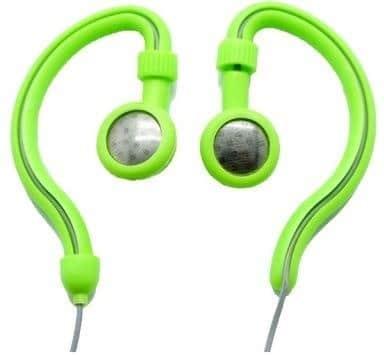 Geeko Innovate Hook On Ear Dynamic Stereo Earphones