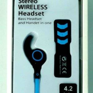 Geeko ZW-02 Wireless Earphones Blue