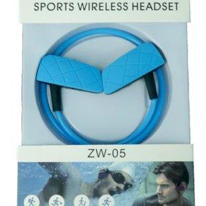 Geeko ZW-05 Sporty Wireless Earphones Blue