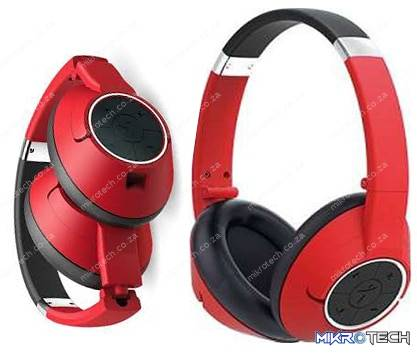 Genius HS-930BT Wireless Stereo Headset with Built-in Microphone