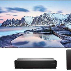Hisense Dual Laser 100 inch Ultra High Definition (UHD) 4K Smart TV