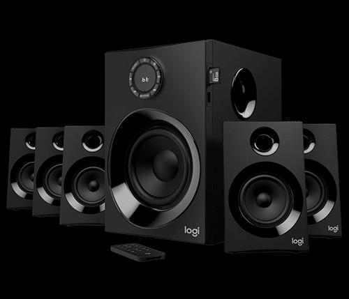 LOGITECH Z607 5.1 SURROUND SPEAKERS