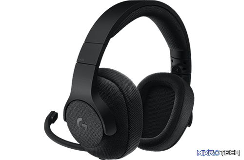Logitech G433 DTS 7.1 Wired SS Gaming Headset