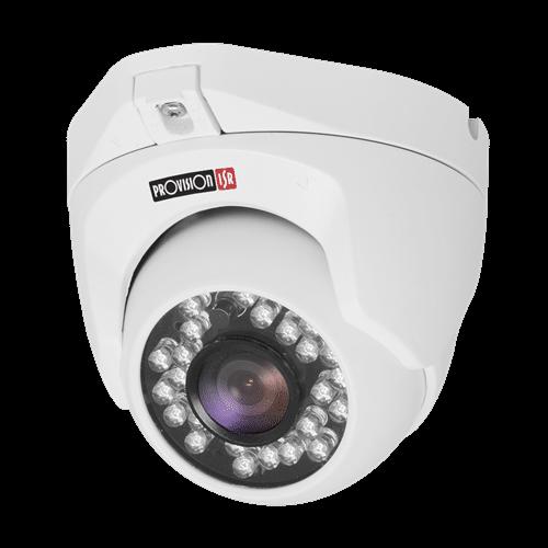 Provision ISR 2MP 4 in 1 Dome Camera