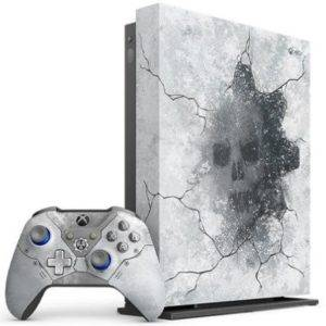 Xbox One X Gears 5 Limited Edition Console