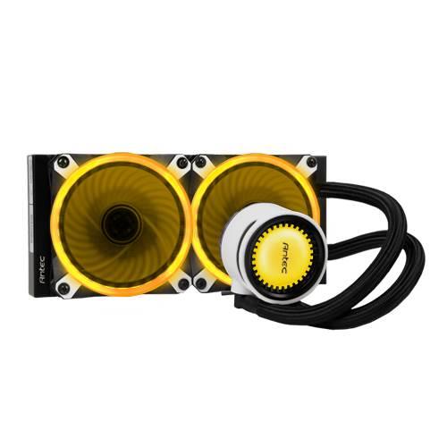 Antec Mercury 240 280mm (Radiator Length) RGB LED CPU Liquid Cooler