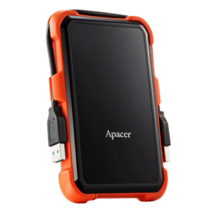 Apacer AC630 1TB USB 3.1 Military-Grade Shockproof External Hard Drive