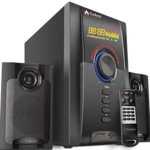 Audionic Max 550 Plus Wireless 2.1 Channel Hi-Fi Speakers
