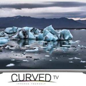 HiSense Curved 55 inch Ultra High Definition (UHD) 4K ULED Direct LED Smart TV with Built-in WiFi